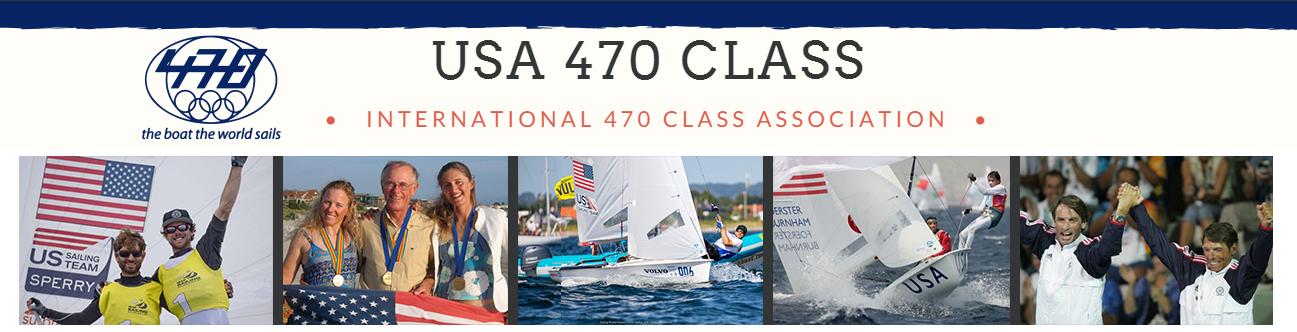 USA 470 Class Association